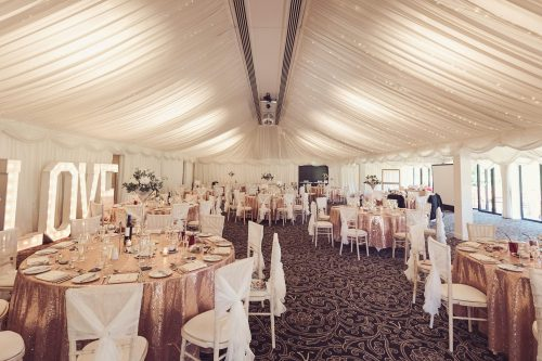 Bespoke wedding design - Diamond Hire